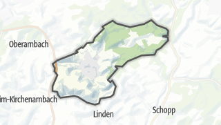 Cartina / Queidersbach