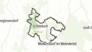 Map / Ulrichskirchen-Schleinbach