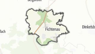מפה / Fichtenau