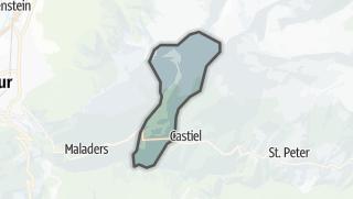 Karte / Calfreisen