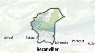 Cartina / Saules (BE)