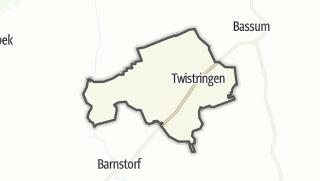 地图 / Twistringen