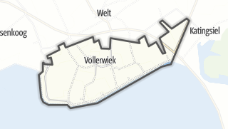 Mapa / Vollerwiek