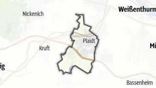 Cartina / Plaidt