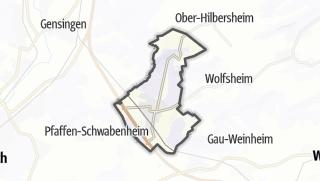 Karte / Sprendlingen