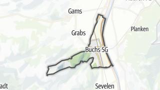 地图 / Buchs (SG)