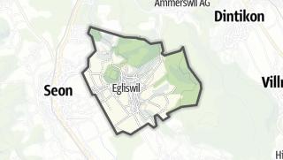 מפה / Egliswil