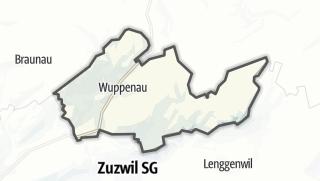 Cartina / Wuppenau