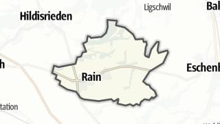 Cartina / Rain