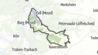 Karte / Briedel