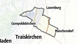 מפה / Guntramsdorf