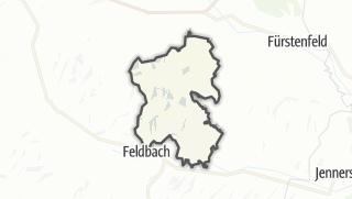 מפה / Riegersburg