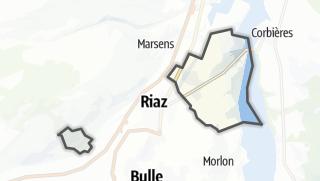 מפה / Echarlens