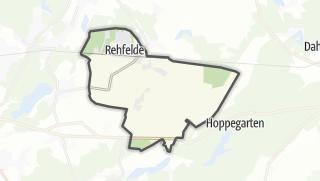 Cartina / Rehfelde
