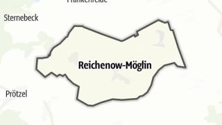 Cartina / Reichenow-Möglin