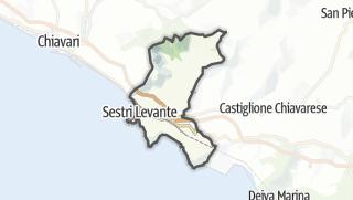 地图 / Sestri Levante