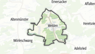 Cartina / Welden