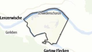 Cartina / Höhbeck