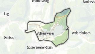 Mapa / Völkersweiler