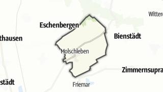 Mapa / Molschleben