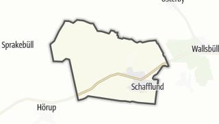 Cartina / Schafflund