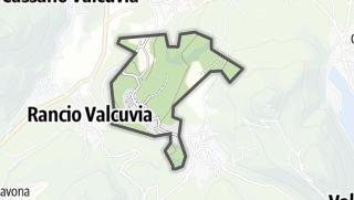 Mapa / Masciago Primo