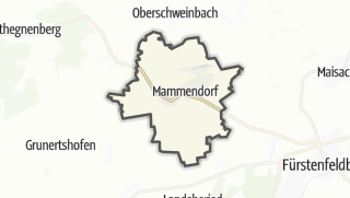地图 / Mammendorf