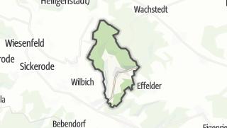 Map / Großbartloff