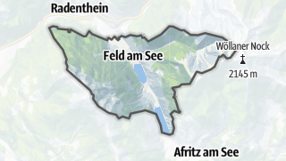 Karte / Feld am See