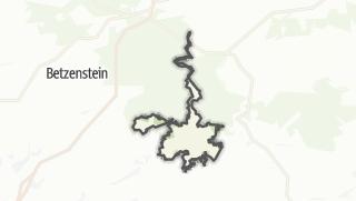 Map / Neuhaus an der Pegnitz