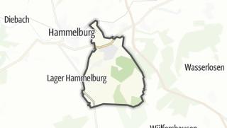 Carte / Fuchsstadt