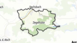 Mapa / Gerhardshofen