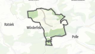 Cartina / Vahlbruch