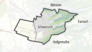Map / Schwarzach