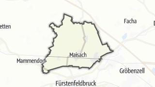 地图 / Maisach