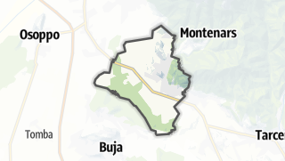 מפה / Artegna