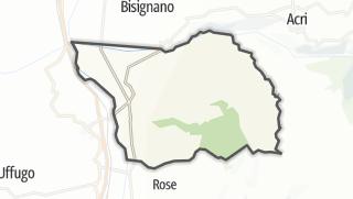Térkép / Luzzi