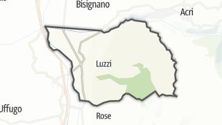Mapa / Luzzi