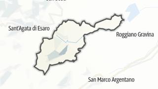 Térkép / Malvito
