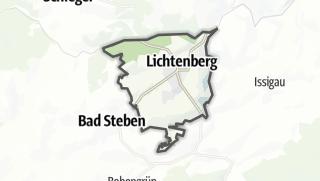 Cartina / Lichtenberg