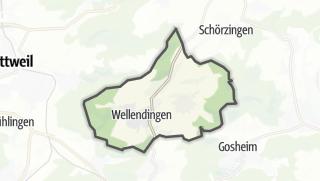 Cartina / Wellendingen