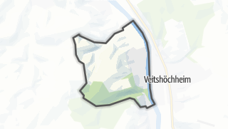 Mapa / Margetshöchheim
