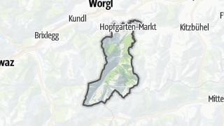 Karte / Hopfgarten im Brixental