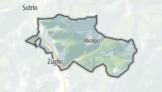 מפה / Arta Terme