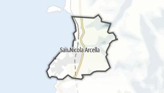 Térkép / San Nicola Arcella