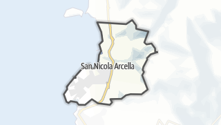 Mapa / San Nicola Arcella