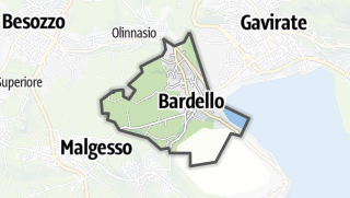 Mapa / Bardello