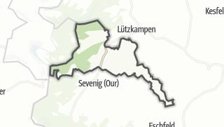 Karte / Harspelt