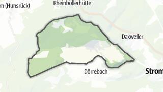 Karte / Seibersbach