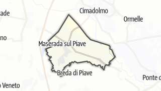 Carte / Maserada sul Piave